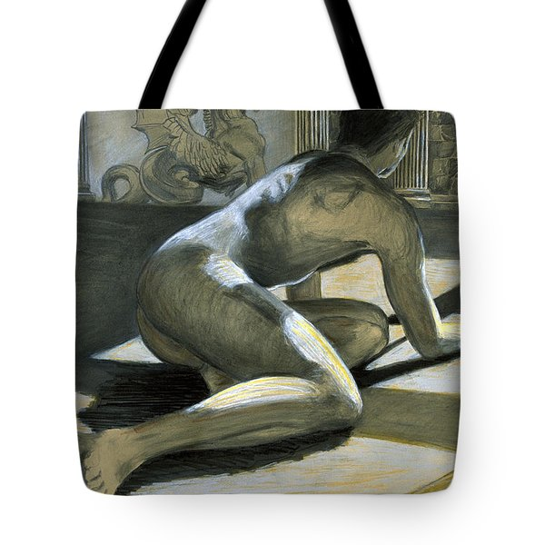 Admitting Our Falls Tote Bag
