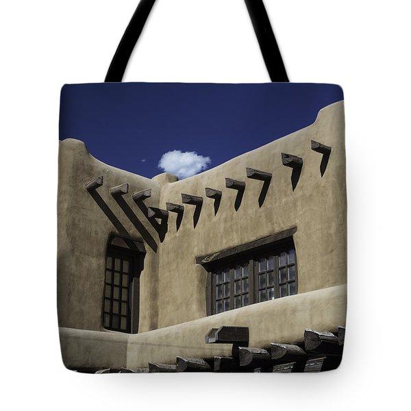 Adobe Architecture 01 Tote Bag