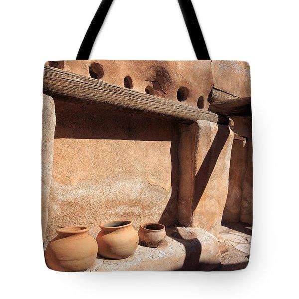 Adobe Tote Bag