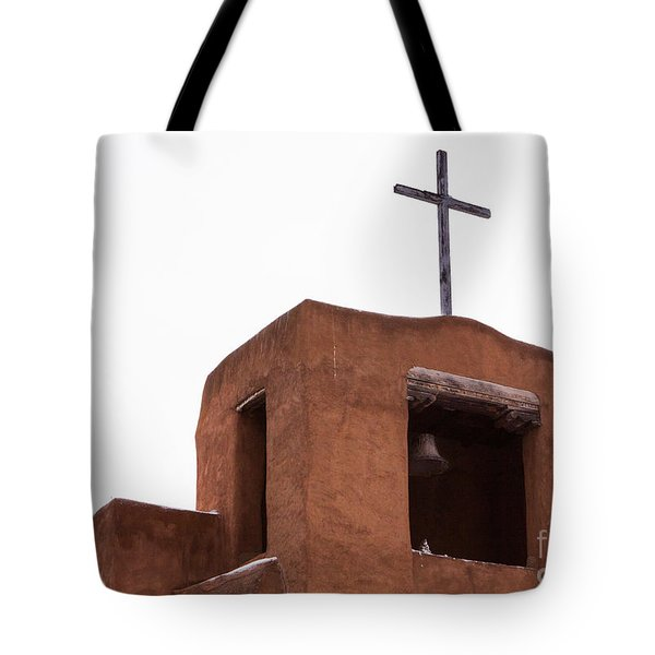 Adobe Steeple Tote Bag