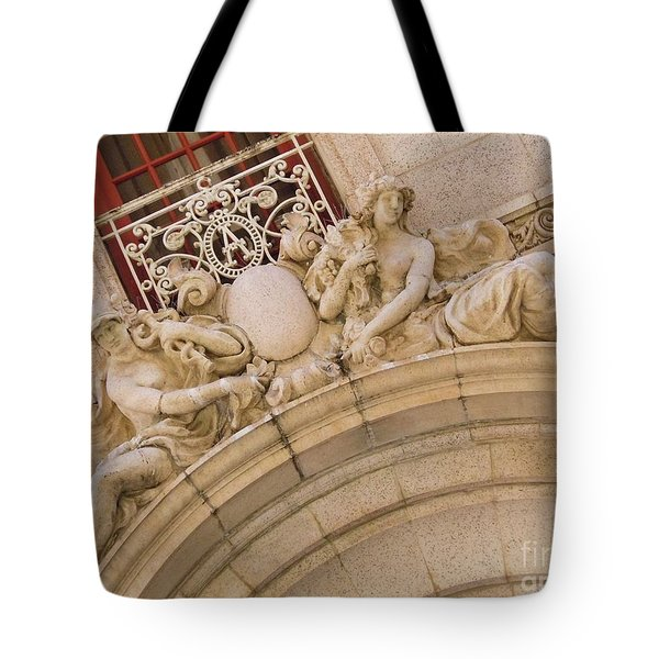 Tote Bag featuring the photograph Adolphus Hotel - Dallas #3 by Robert ONeil