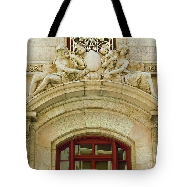 Tote Bag featuring the photograph Adolphus Hotel - Dallas #4 by Robert ONeil
