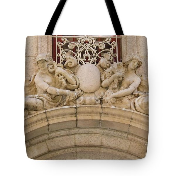 Tote Bag featuring the photograph Adolphus Hotel - Dallas #5 by Robert ONeil