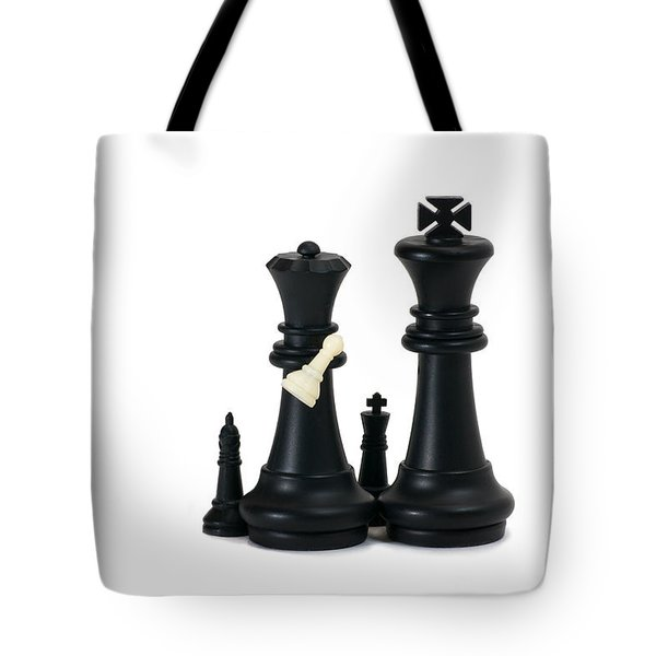 Adoption - Featured 2 Tote Bag by Alexander Senin