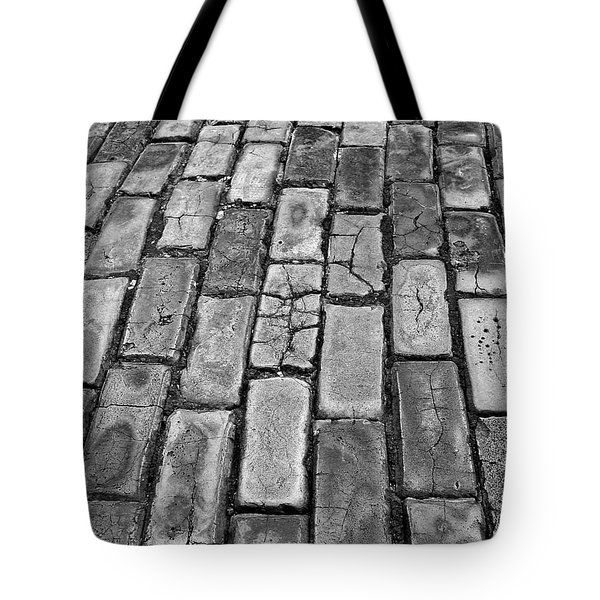 Adoquines - Old San Juan Pavers Tote Bag