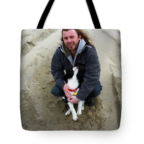 Tote Bag featuring the photograph Adoring Look by Susan Garren