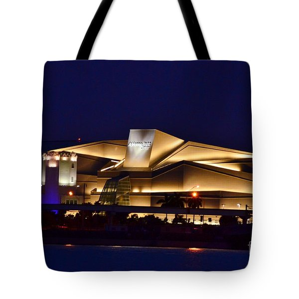 Adrienne Arsht Center Performing Art Tote Bag