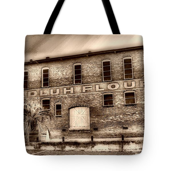 Adluh Flour Sc Tote Bag by Skip Willits