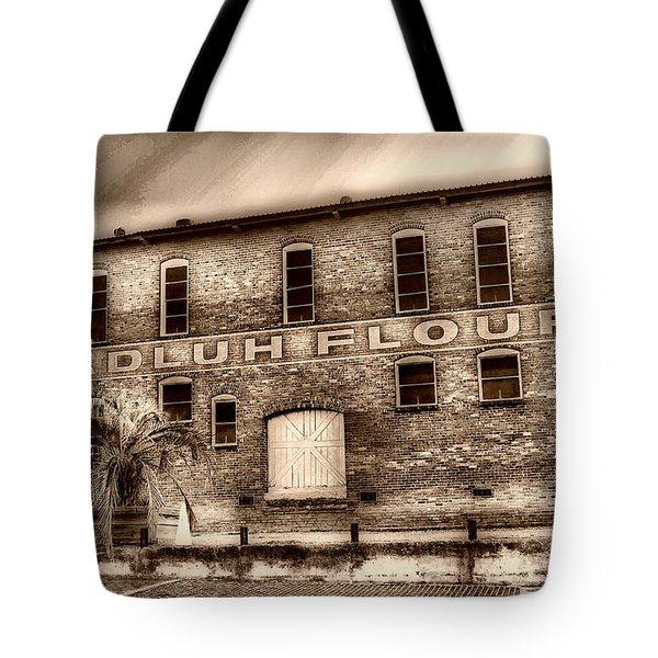 Adluh Flour Sc Tote Bag