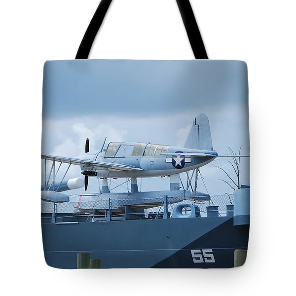 Battleship Advance Craft Tote Bag