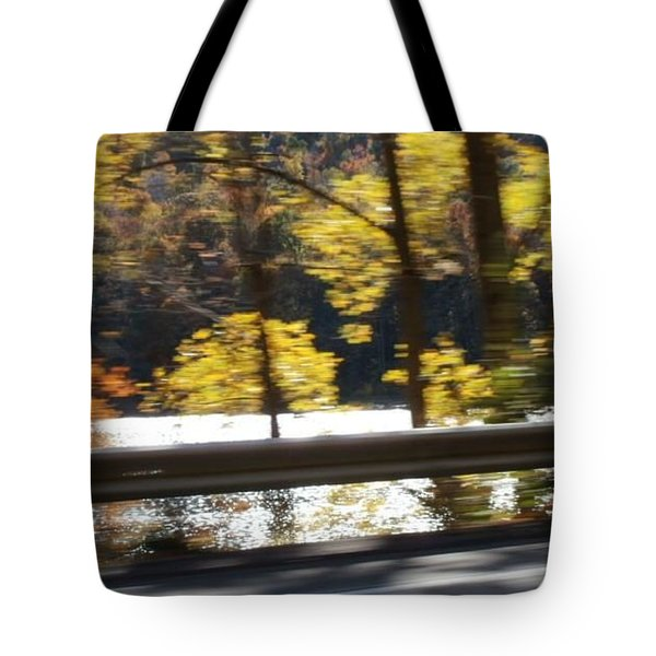 Advance Tote Bag by Thomasina Durkay