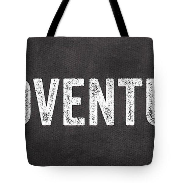 Adventure  Tote Bag by Linda Woods