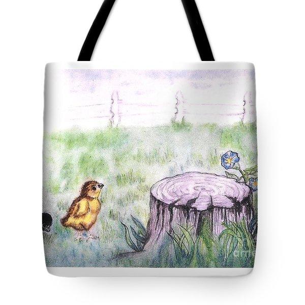 Adventurous Chicks Tote Bag