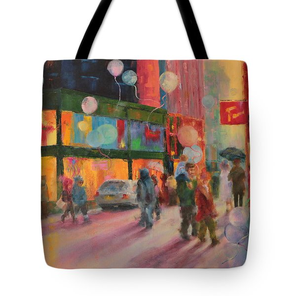 Advocate Of Dreams Tote Bag by Marie Green