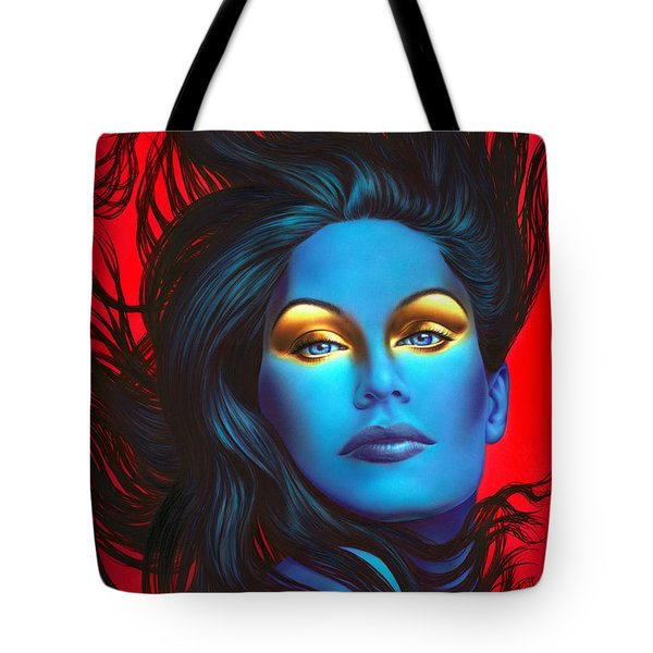 Aegean Gold Tote Bag by Andrew Farley