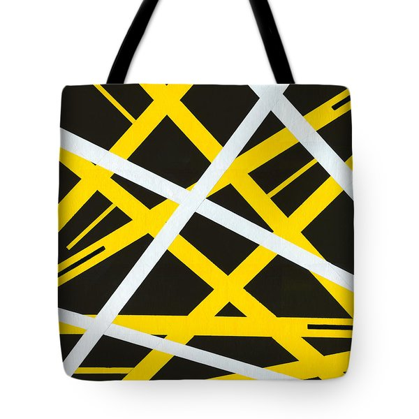 Tote Bag featuring the painting Aeons by Roz Abellera Art