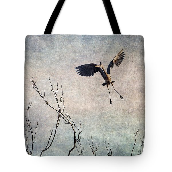 Aerial Dance Tote Bag