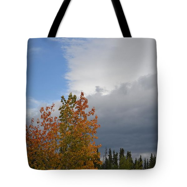 Tote Bag featuring the photograph Aerial Intersection by Brian Boyle