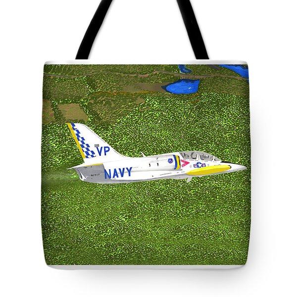 Aerovodochody L39. Tote Bag