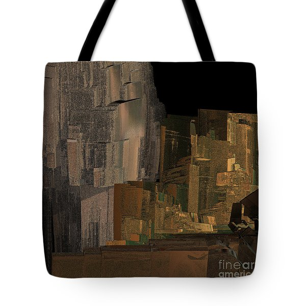 Afghanistan By Jammer Tote Bag by First Star Art