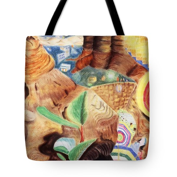 African Daydream Tote Bag