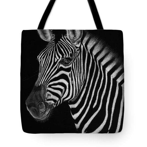 African Stallion Tote Bag