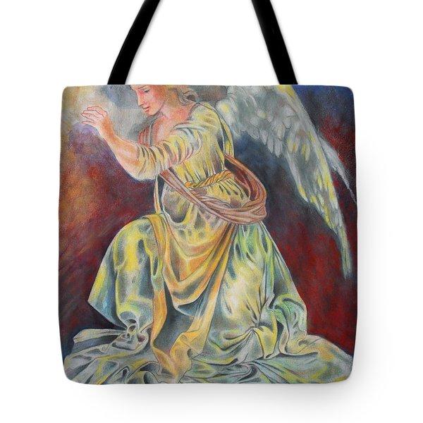 After Da Vinci Tote Bag