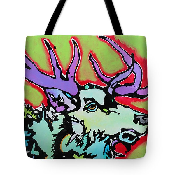 After Midnight Tote Bag by Nicole Gaitan