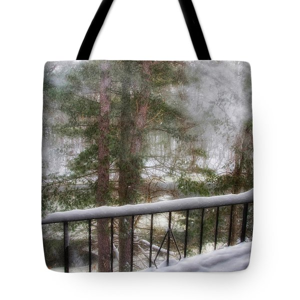 After Nemo 2 Tote Bag by Joann Vitali