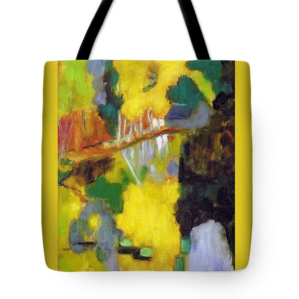 after Paul Serusier Tote Bag