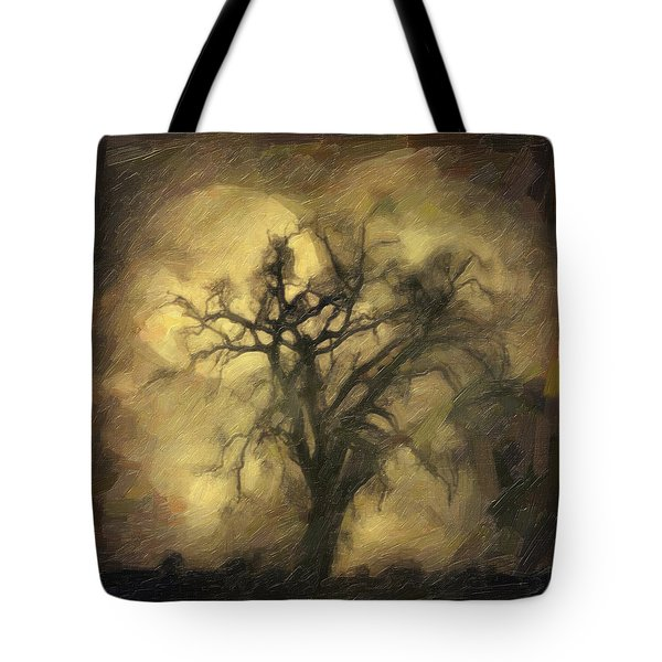 After Tote Bag by Taylan Apukovska