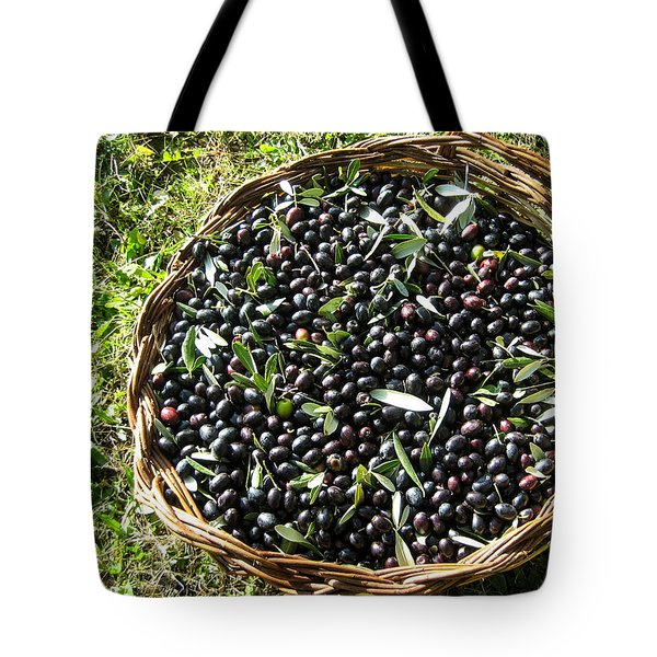 After The Harvest Tote Bag by Dany Lison