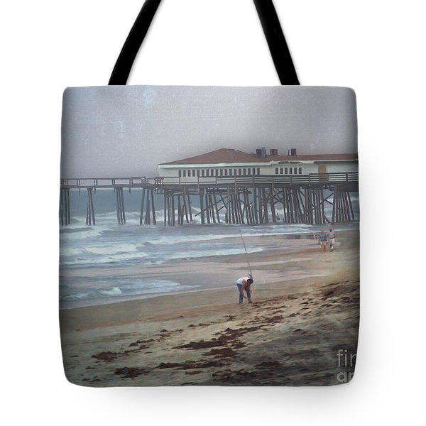 After The Hurricane Tote Bag