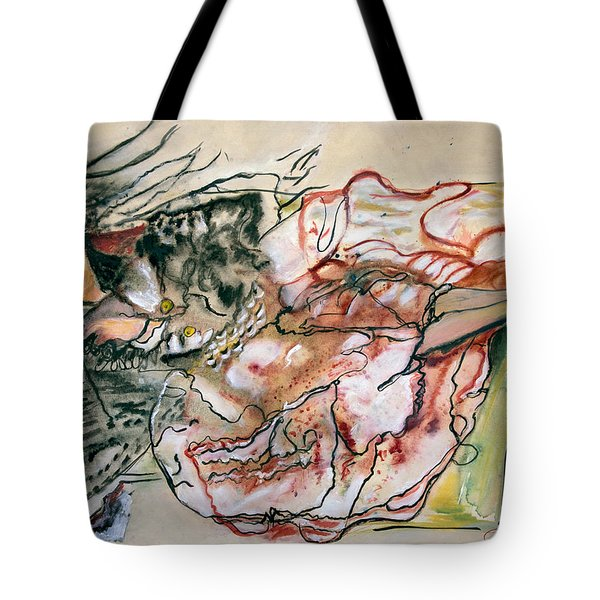 After The Party Tote Bag