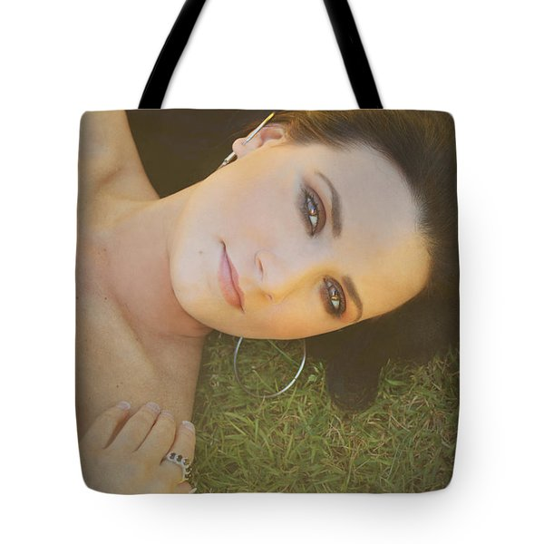 After The Picnic Tote Bag by Laurie Search