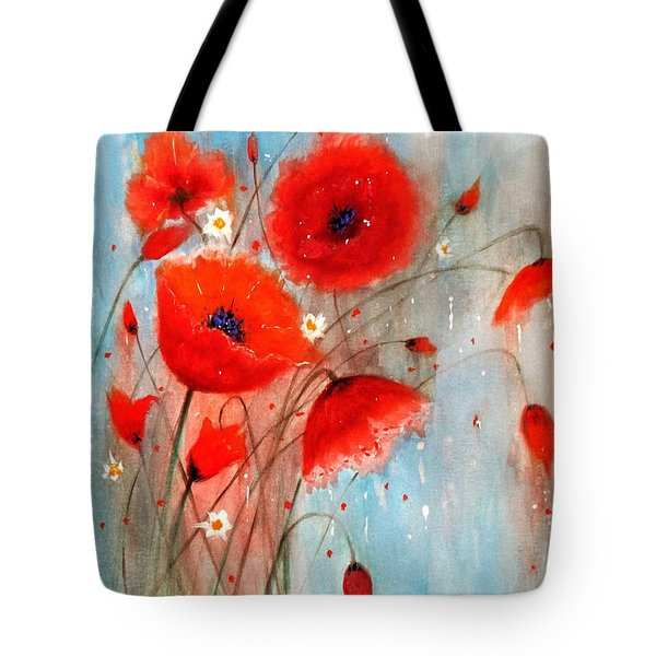 After The Rain.. Tote Bag