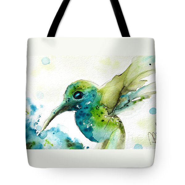 After The Rain Tote Bag by Dawn Derman