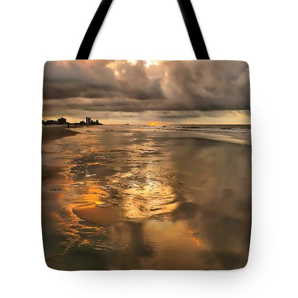 After The Rain Tote Bag by Jeff Breiman