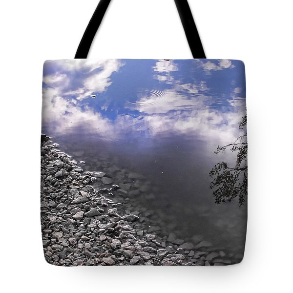 After The Rain Tote Bag by Kristie  Bonnewell