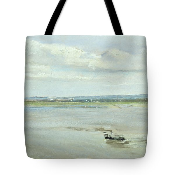 After The Rain Tote Bag by Max Liebermann