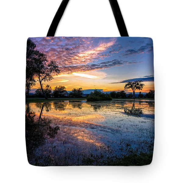 After The Rains Tote Bag