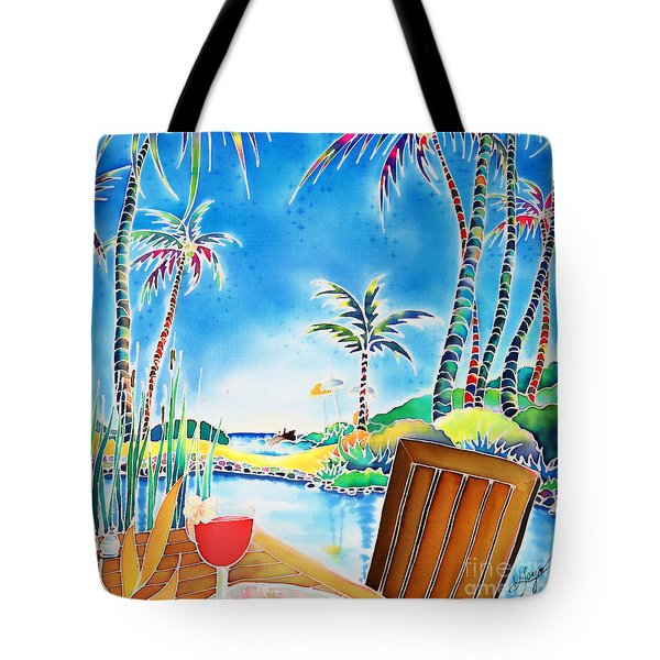 After The Squall Tote Bag