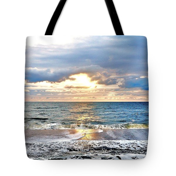 After The Storm 3 Tote Bag by Kim Bemis