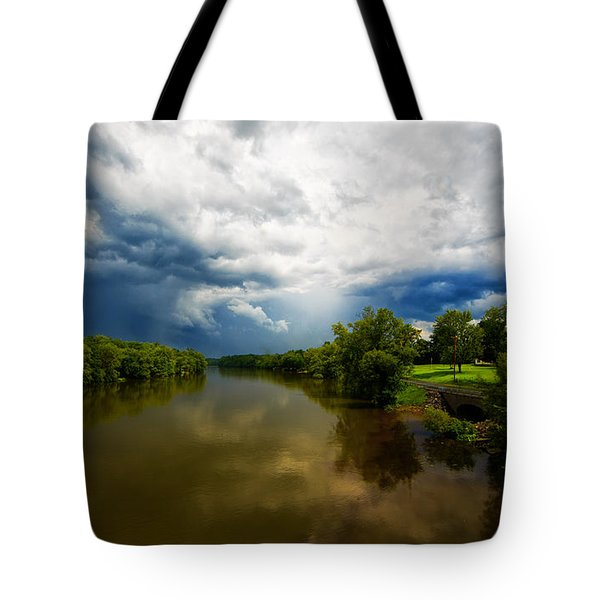 After The Storm Tote Bag by Everet Regal