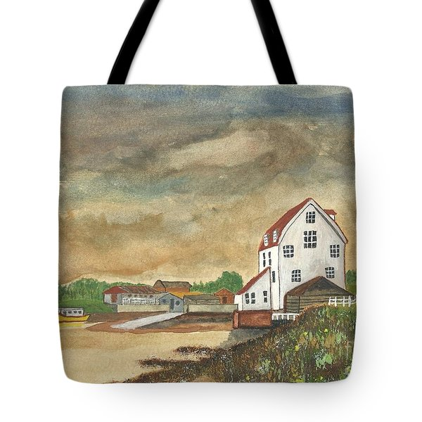 After The Storm Tote Bag by John Williams