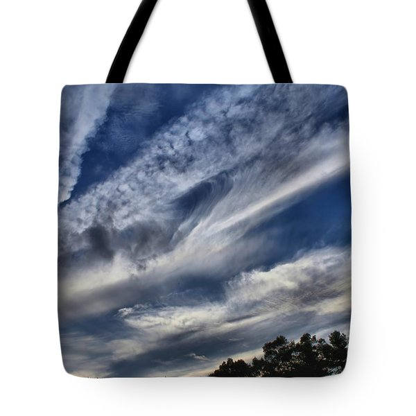 Tote Bag featuring the photograph After The Sunset by Kenny Glotfelty