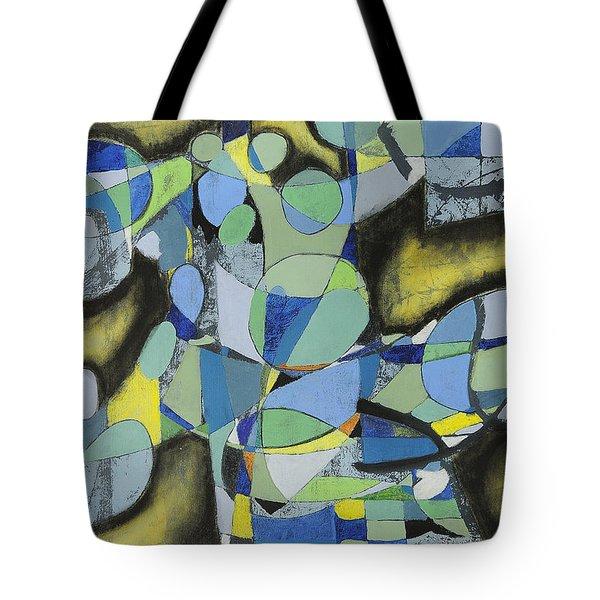 After The Tree Fell Tote Bag by Mark Jordan