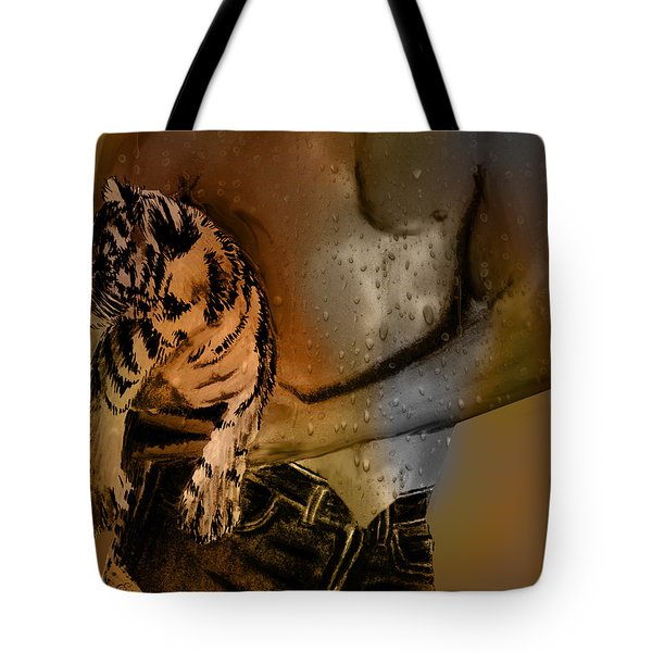 After The Workout Tote Bag by EricaMaxine  Price