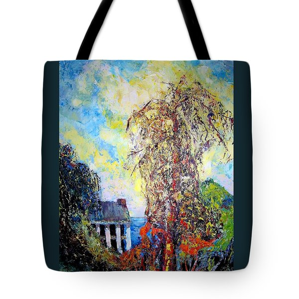 after Will Henry Stevens Tote Bag