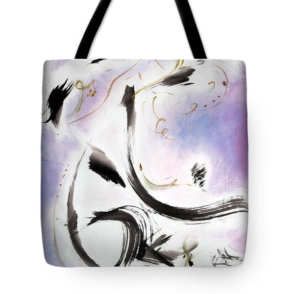 Aftermath Tote Bag by Asha Carolyn Young